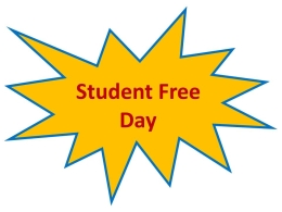 Staff and Student Free Day